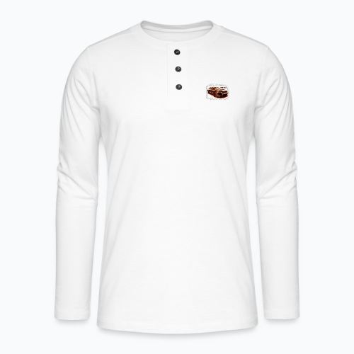 voiture - T-shirt manches longues Henley