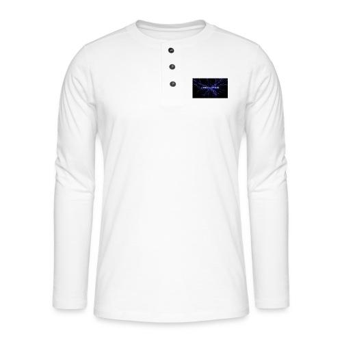 Beste T-skjorte ever! - Henley langermet T-skjorte