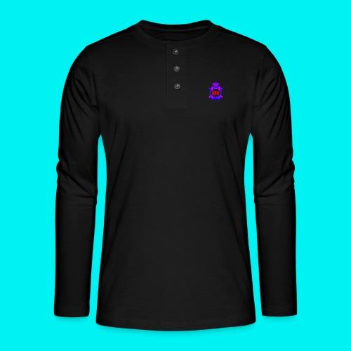THE OFFICIAL NEUKADNEZZAR T-SHIRT - Henley long-sleeved shirt