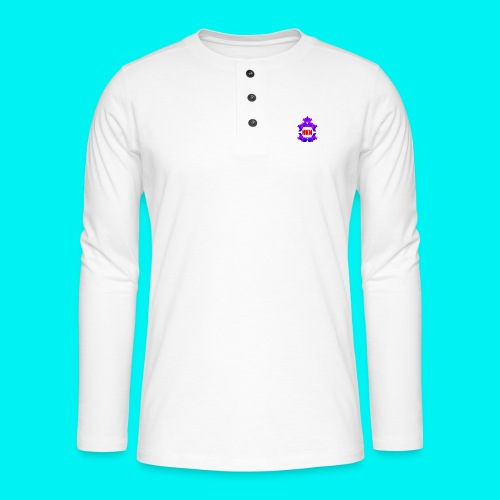 Nebuchadnezzar the ping - Henley long-sleeved shirt