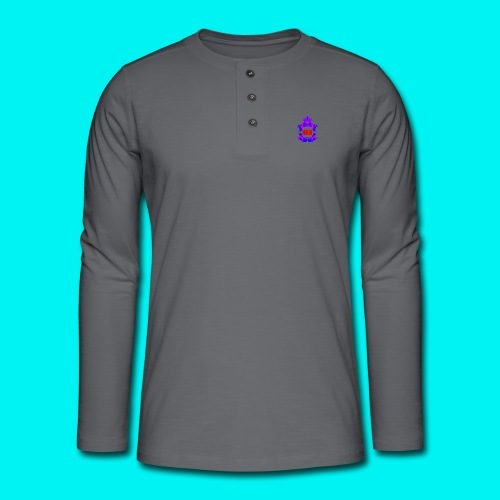 Nebuchadnezzar the ping - Henley long-sleeved shirt