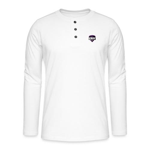 Team EasyFive T-paita - Henley pitkähihainen paita