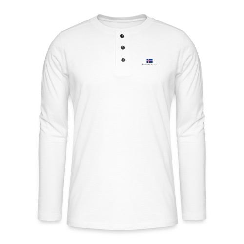 Iceland - Henley long-sleeved shirt
