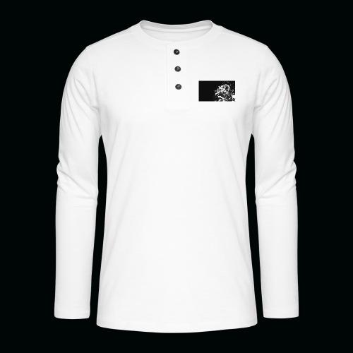 h11 - T-shirt manches longues Henley