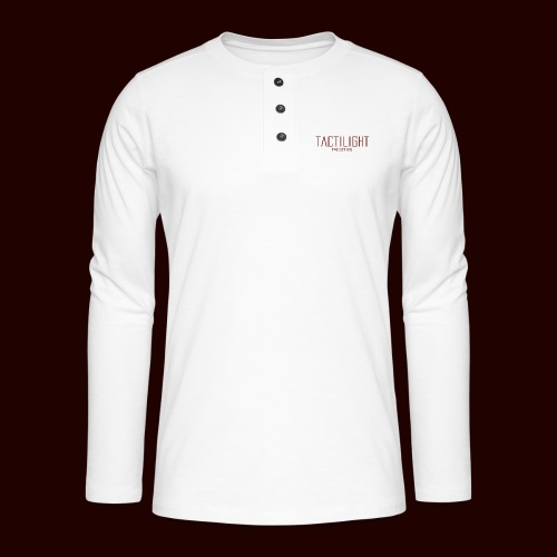 TACTILIGHT - Henley long-sleeved shirt