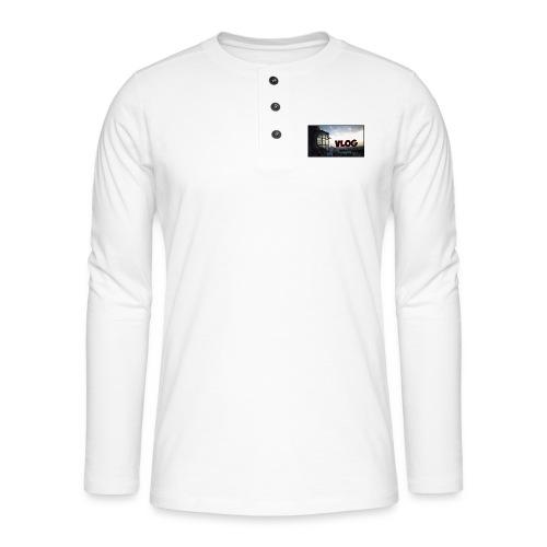 Vlog - Henley long-sleeved shirt
