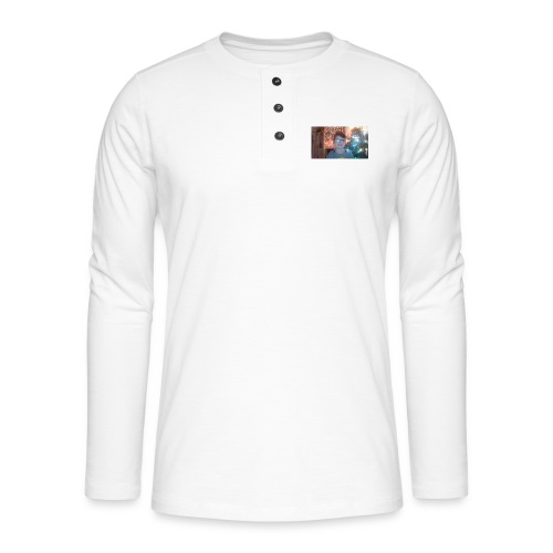 limited adition - Henley long-sleeved shirt