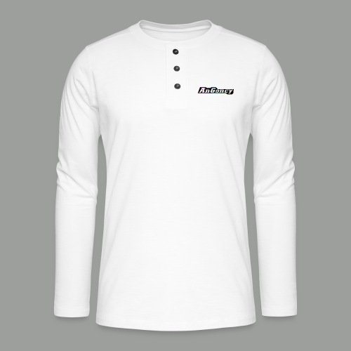 My new limited logo - Henley long-sleeved shirt