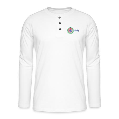 Tricky - Henley long-sleeved shirt