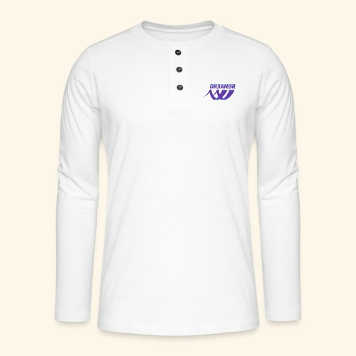 DR3AM3R - Henley pitkähihainen paita