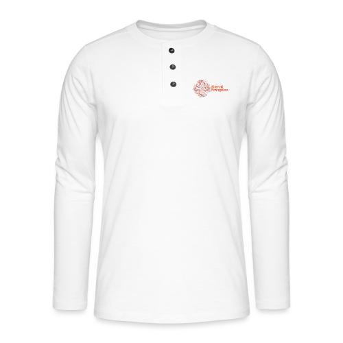 Altered Perception - Henley long-sleeved shirt
