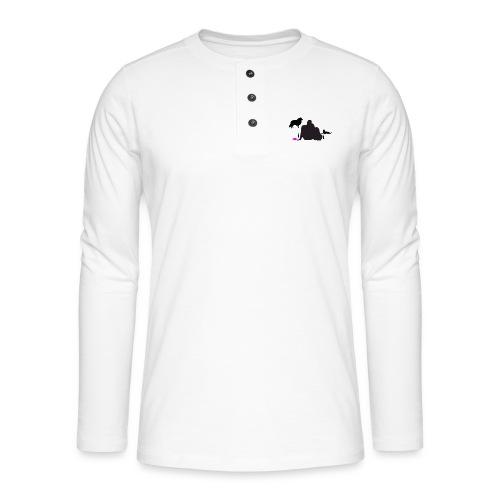 Bright New - Henley Langarmshirt