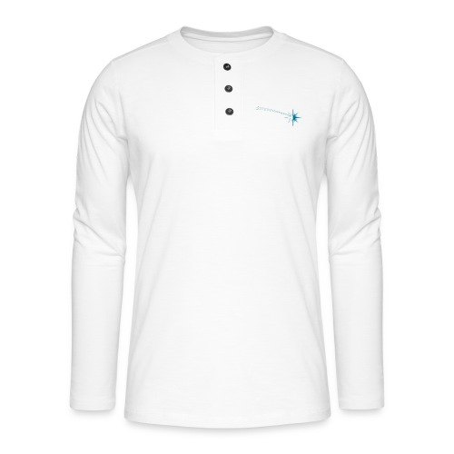 star of success - T-shirt manches longues Henley
