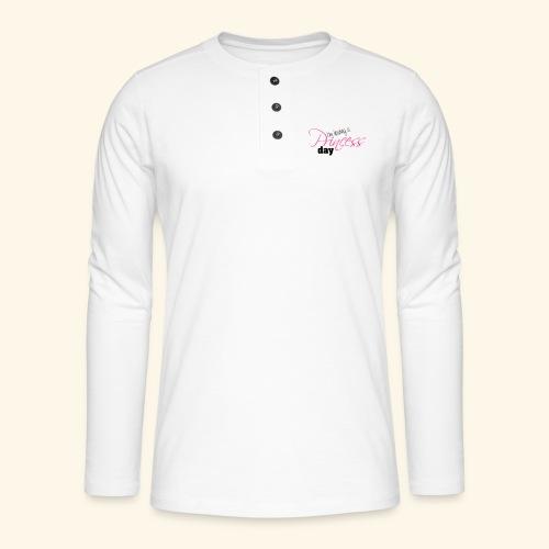 PrincessDay - Henley pitkähihainen paita
