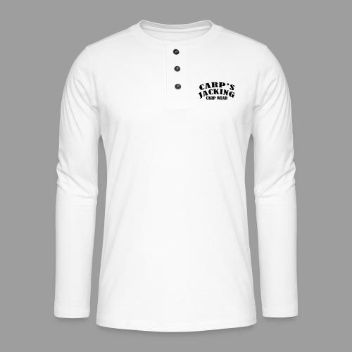 Carp's griffe CARP'S JACKING - T-shirt manches longues Henley