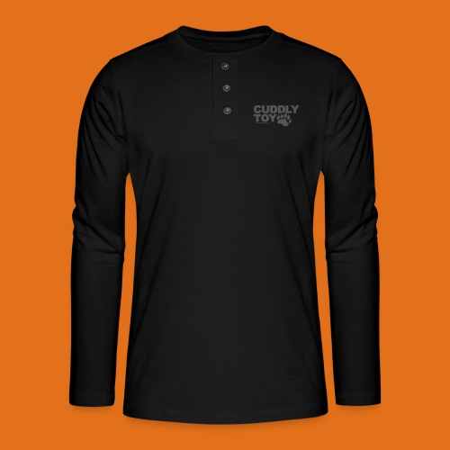 cuddly toy new - Henley long-sleeved shirt