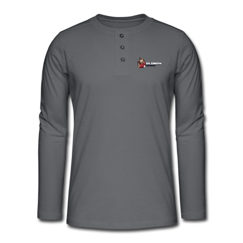Oldboy Gamers Fanshirt - Henley langermet T-skjorte
