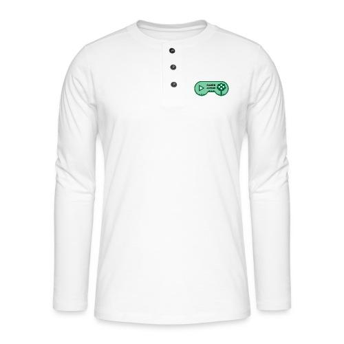Joueur Jayson - T-shirt manches longues Henley