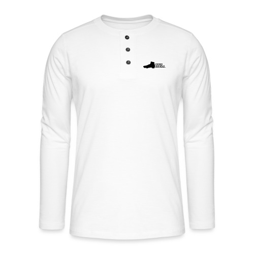 Certified Boothead - Henley long-sleeved shirt