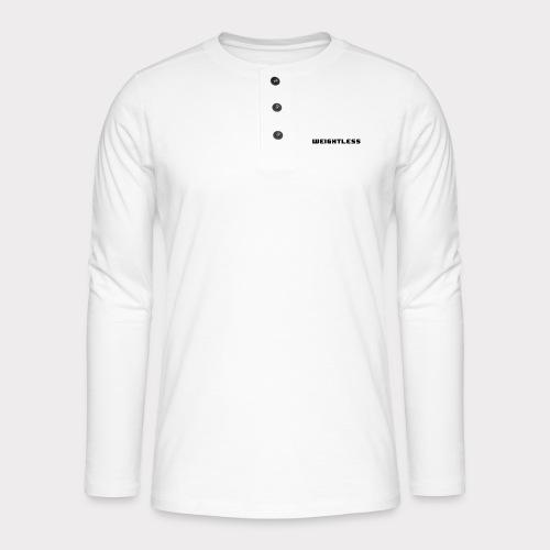 Weightless - Henley long-sleeved shirt