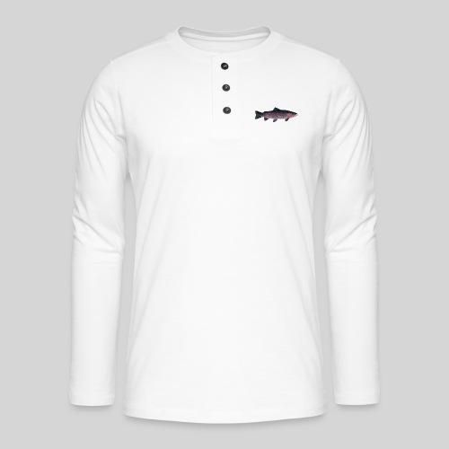 Trout - Henley pitkähihainen paita