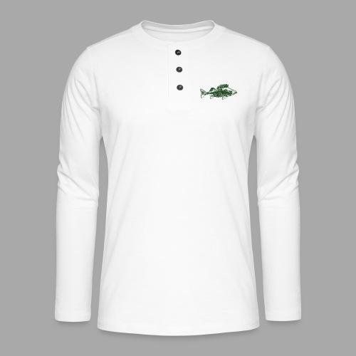 Perch - Henley pitkähihainen paita