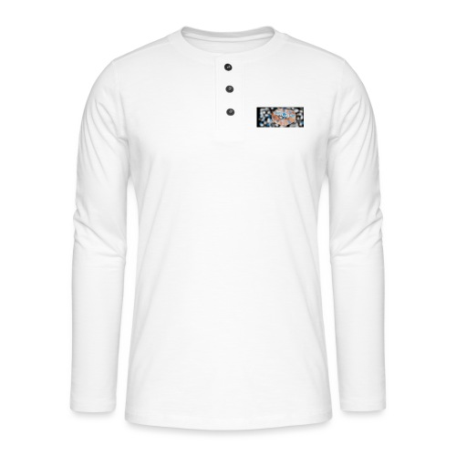LIO'N - Henley long-sleeved shirt