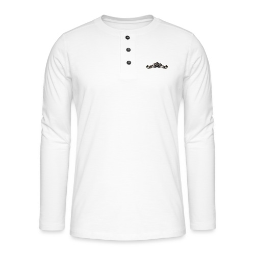 HOVEN DROVEN - Logo - Henley long-sleeved shirt