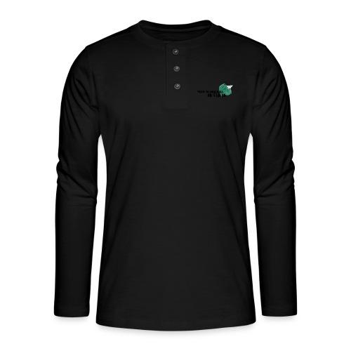 test - T-shirt manches longues Henley