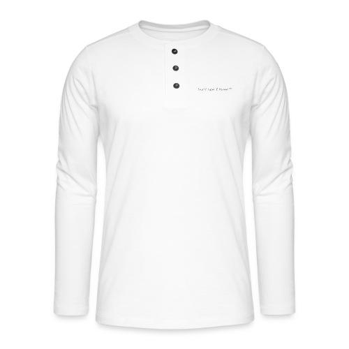 Ska' Vi Tage På Maccen? - Henley T-shirt med lange ærmer
