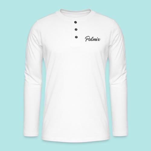Palmix shirt - Henley long-sleeved shirt