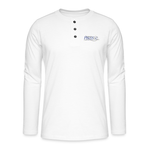 Official Warwick PhysSoc T Shirt - Henley long-sleeved shirt