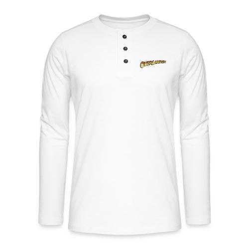 Overlander - Autonaut.com - Henley long-sleeved shirt