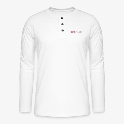 logoHC png - T-shirt manches longues Henley