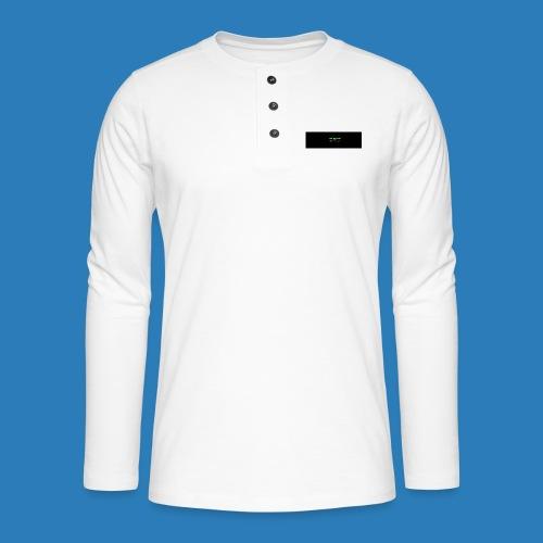 tetete-png - Henley T-shirt med lange ærmer