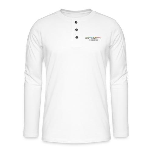 tasse officielle - T-shirt manches longues Henley