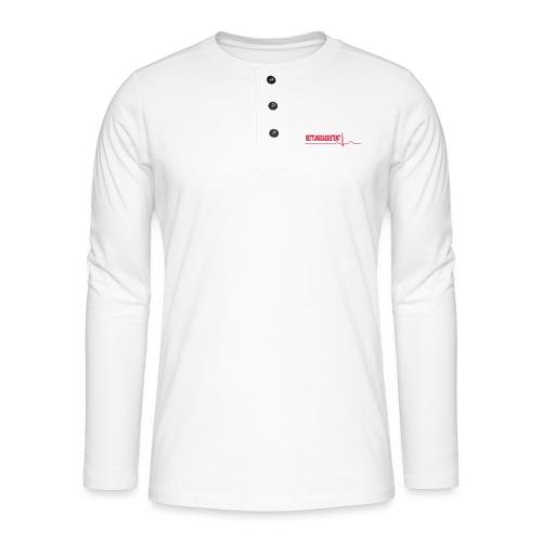 Rettungsassistent - Henley Langarmshirt
