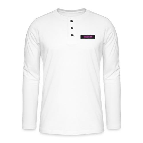 Satnavboy100 Shirt - Henley long-sleeved shirt