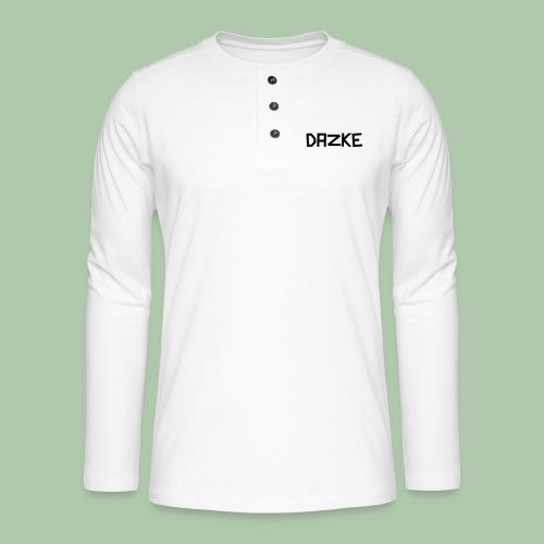 dazke_bunt - Henley Langarmshirt