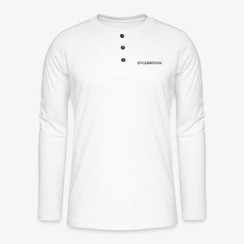Shirt Swissboogie PC-6 - Henley Langarmshirt