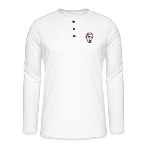ikke1 png - Henley long-sleeved shirt