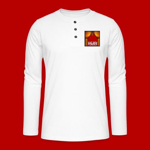 Kneipenplausch Cover Edition - Henley Langarmshirt