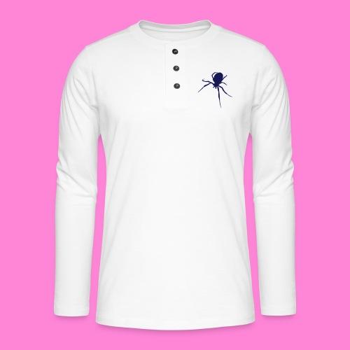 Spin Spider - Henley shirt met lange mouwen