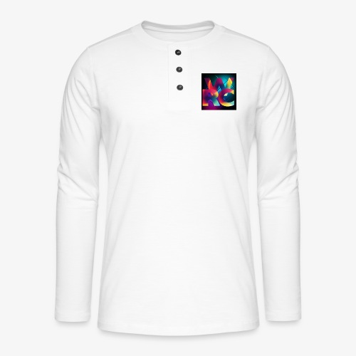 WeaRCore - T-shirt manches longues Henley