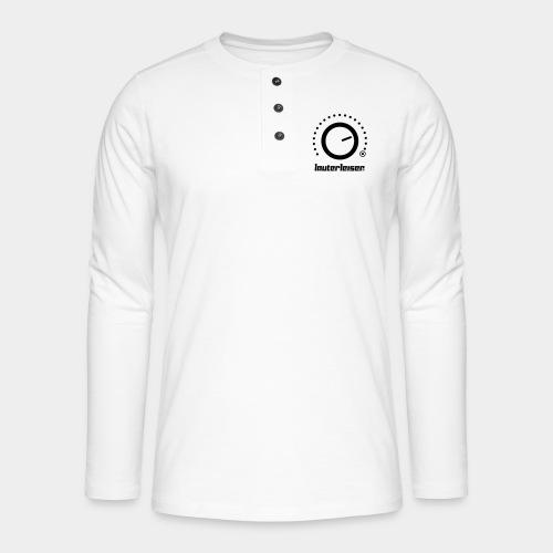 Lauterleiser ® - Henley Langarmshirt