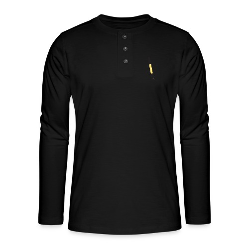 FP25 ITÄVIITTA Merimerkit funprint24 net - Henley pitkähihainen paita