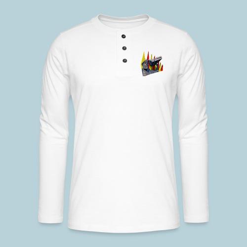 RATWORKS Whopper - Henley long-sleeved shirt