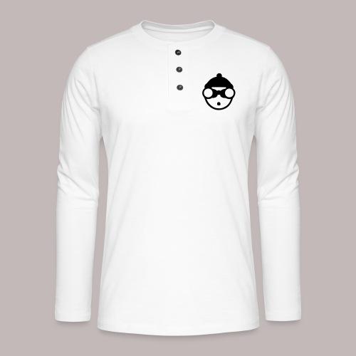 Peeper Skipper - Henley Langarmshirt