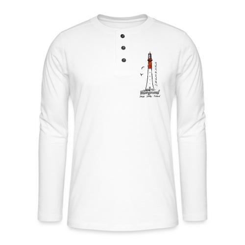 Yttergrundin majakka, Siipyy, tekstiilit ja lahjat - Henley pitkähihainen paita