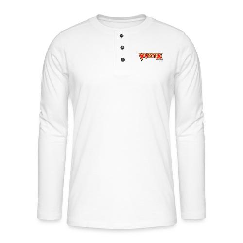 Vortex 1987 2019 Kings Island - Henley shirt met lange mouwen